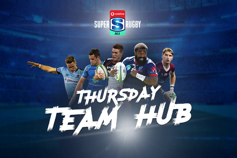 Super Rugby AU Teams: All the round three lineups right here