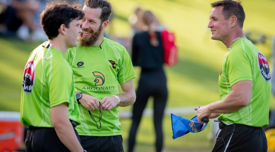 83 Community Referees recognised for contribution