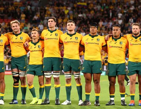 Young Wallabies squad named for France Test series