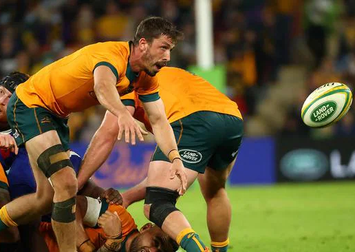 Wallabies-France team news: Dave Rennie makes one change for second Test